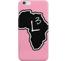 The Haplogroup in You - L3 iPhone Case/Skin