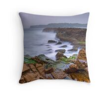 Oceans Mist Throw Pillow