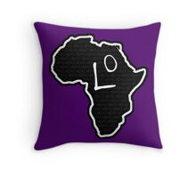 The Haplogroup in You - L0 Throw Pillow