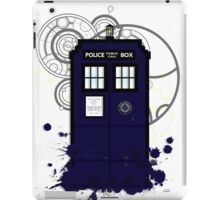 TARDIS iPad Case/Skin