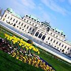 Belvedere Palace by MEV Photographs