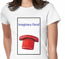 Imaginary Fiend Womens Fitted T-Shirt