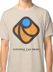 Everyone can draw Classic T-Shirt
