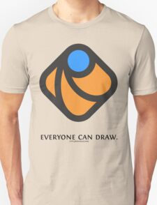 Everyone can draw T-Shirt