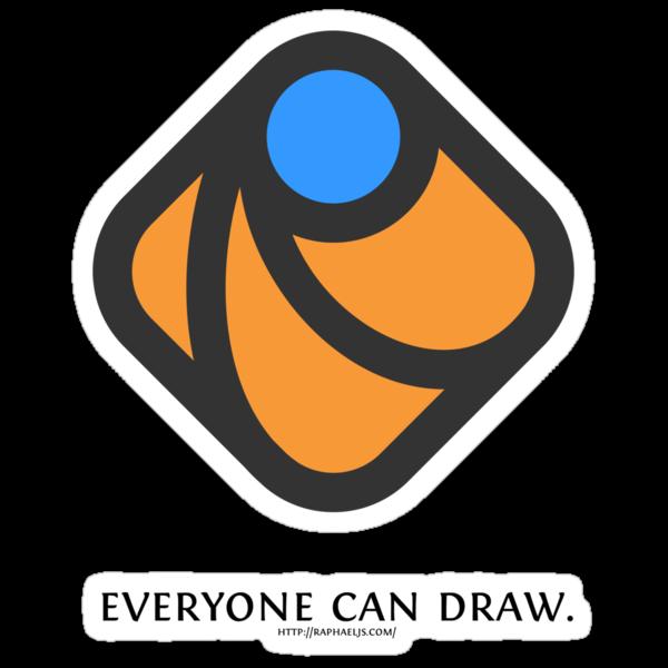 Everyone can draw by Dmitry Baranovskiy