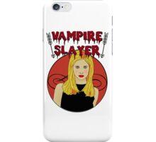 Buffy The Vampire Slayer iPhone Case/Skin