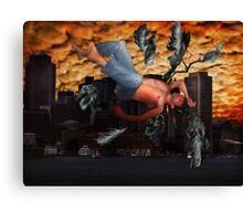 Icarus Canvas Print