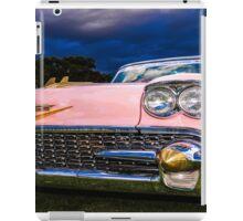 Pink Caddy  iPad Case/Skin