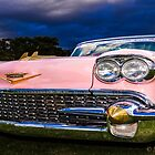 Pink Caddy  by Neil Bushby