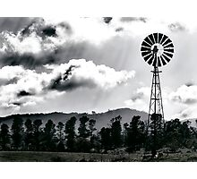The Good Windmill Photographic Print