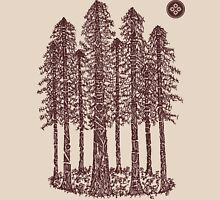 Cathedral Grove (Coastal Redwoods) T-Shirt