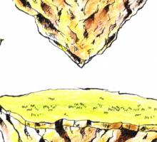 Book of Arkend 1-1 (Land) Sticker
