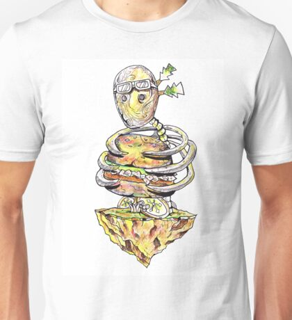 Book of Arkend 1-3 (Food) Unisex T-Shirt