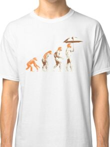 Ginger evolution Classic T-Shirt
