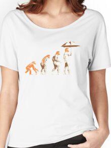 Ginger evolution Women's Relaxed Fit T-Shirt