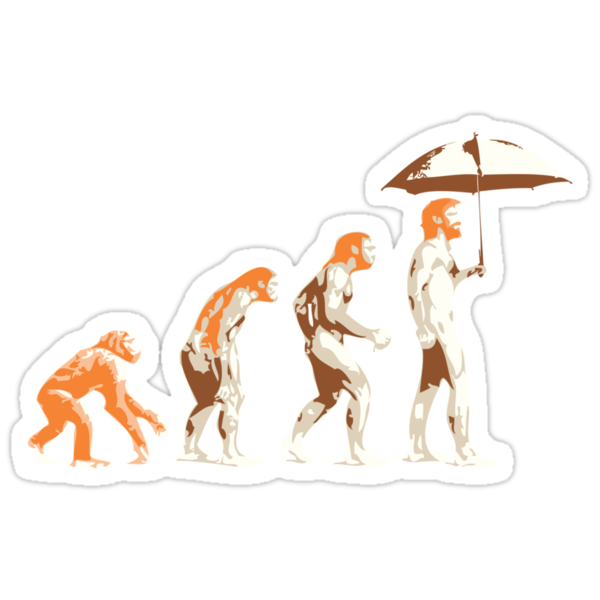 Ginger evolution by ayarti