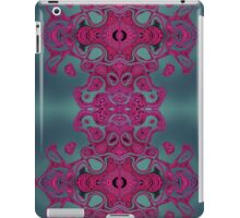 Pink lace iPad Case/Skin