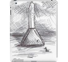 THE KEY WORSHIPER(C2008) iPad Case/Skin