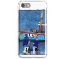 Painted Ships Upon A Painted Ocean #4 iPhone Case/Skin