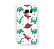 The Dinosaurs Pattern Samsung Galaxy Case/Skin