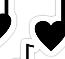 Music Lover Sticker