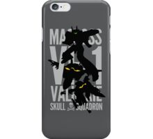 A Skull from the Skies iPhone Case/Skin