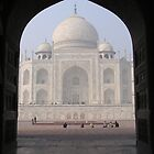 Taj Mahal by Christie Harvey