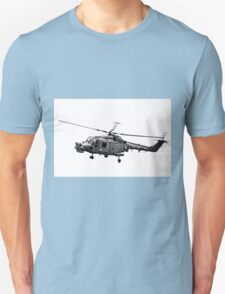 Royal Navy Helicopter........... Unisex T-Shirt