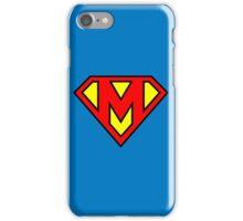 Super M iPhone Case/Skin