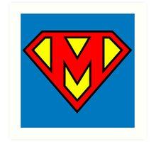 Super M Art Print