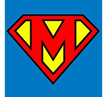 Super M Photographic Print