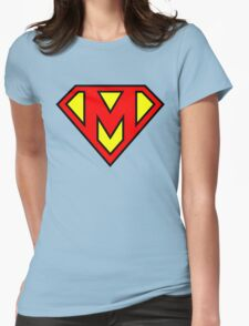 Super M Womens Fitted T-Shirt
