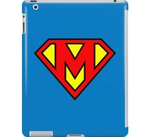 Super M iPad Case/Skin