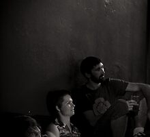 The Audience by Brad Hile