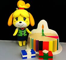Isabelle Birthday by FendekNaughton