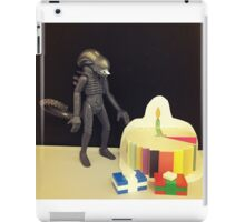 Alien Birthday iPad Case/Skin