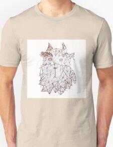 schnauzer  Unisex T-Shirt