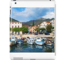 Town Marina iPad Case/Skin