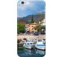 Town Marina iPhone Case/Skin