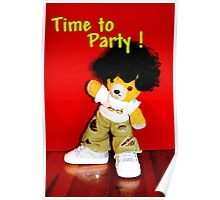 Time to Party Poster