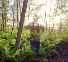 Ghost of Former Self in the Woods by Max Buchheit