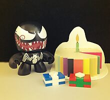 Venom Birthday by FendekNaughton