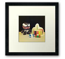 Venom Birthday Framed Print