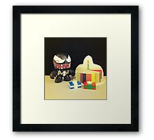 Venom Birthday Framed Print