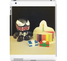 Venom Birthday iPad Case/Skin