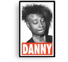danny brown obay 2 Canvas Print