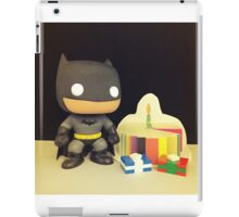 Batman Birthday iPad Case/Skin