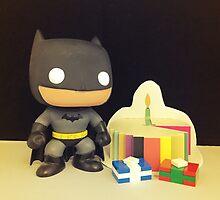 Batman Birthday by FendekNaughton