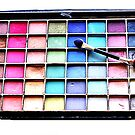 Make Up Colours by Keith Smith