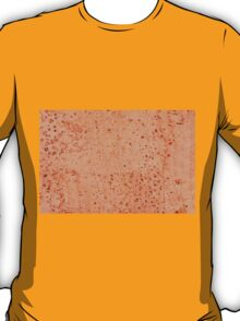 Brown cork mottled sheet texture T-Shirt